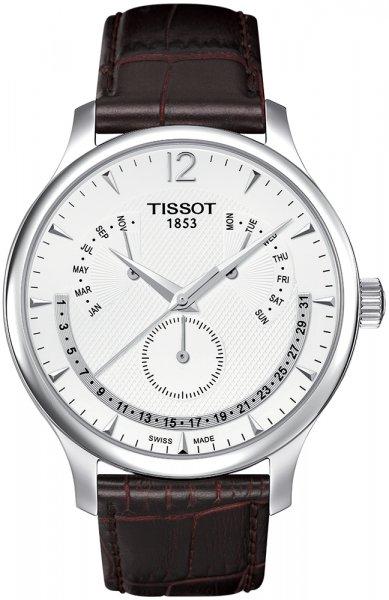 Zegarek Tissot T063.637.16.037.00 - duże 1