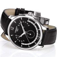 Zegarek męski Tissot tradition T063.637.16.057.00 - duże 2