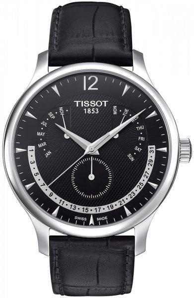 Zegarek Tissot T063.637.16.057.00 - duże 1