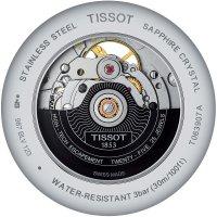 Zegarek męski Tissot tradition T063.907.11.038.00 - duże 2