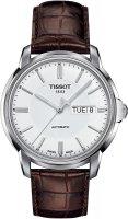 Zegarek męski Tissot automatics iii T065.430.16.031.00 - duże 1