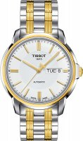 Zegarek męski Tissot automatics iii T065.430.22.031.00 - duże 1
