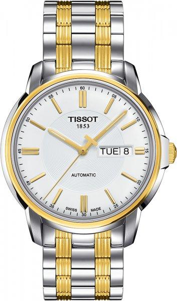T065.430.22.031.00 - zegarek męski - duże 3