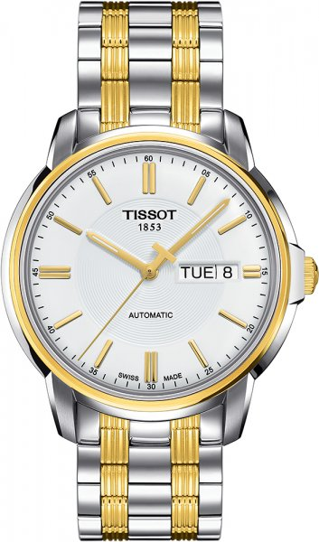 Zegarek Tissot T065.430.22.031.00 - duże 1
