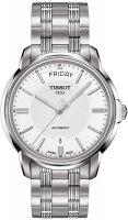 Zegarek męski Tissot automatics iii T065.930.11.031.00 - duże 1