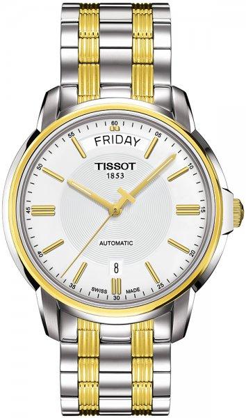 Zegarek Tissot T065.930.22.031.00 - duże 1