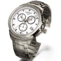 Zegarek męski Tissot titanium T069.417.44.031.00 - duże 2