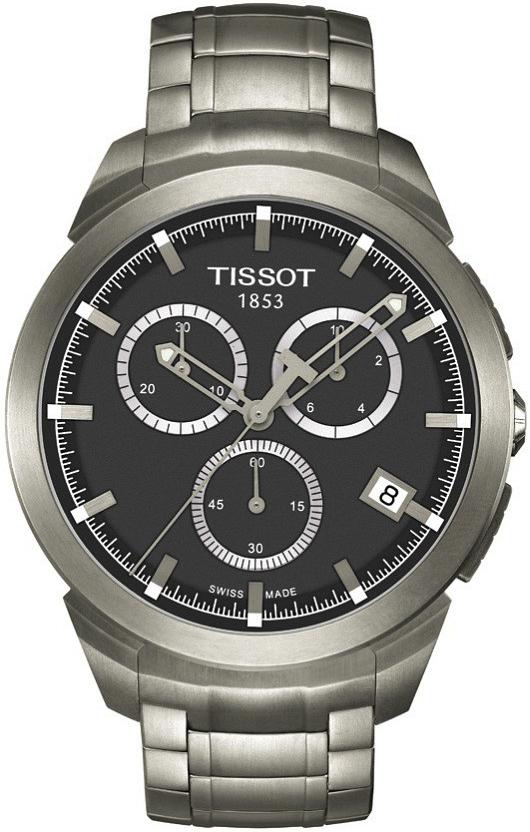 Tissot T069.417.44.061.00 Titanium Titanium