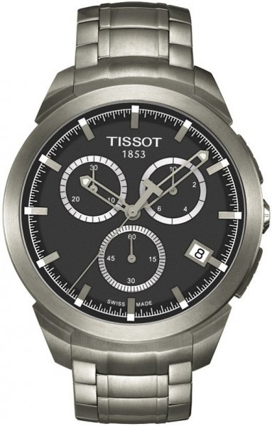Zegarek Tissot T069.417.44.061.00 - duże 1