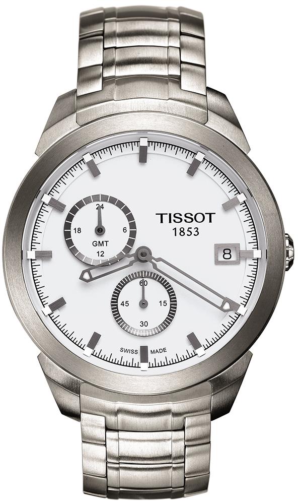 Tissot T069.439.44.031.00 Titanium TITANIUM GMT