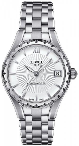 Zegarek damski Tissot lady T072.207.11.038.00 - duże 1