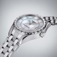 Zegarek damski Tissot lady T072.207.11.116.00 - duże 2