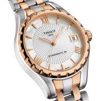 Zegarek damski Tissot lady T072.207.22.118.01 - duże 2
