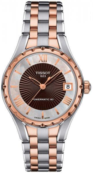 Tissot T072.207.22.118.02 Lady LADY 80 Automatic