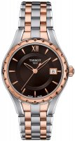 Zegarek damski Tissot lady T072.210.22.298.00 - duże 1