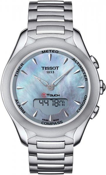 Zegarek Tissot T075.220.11.101.00 - duże 1