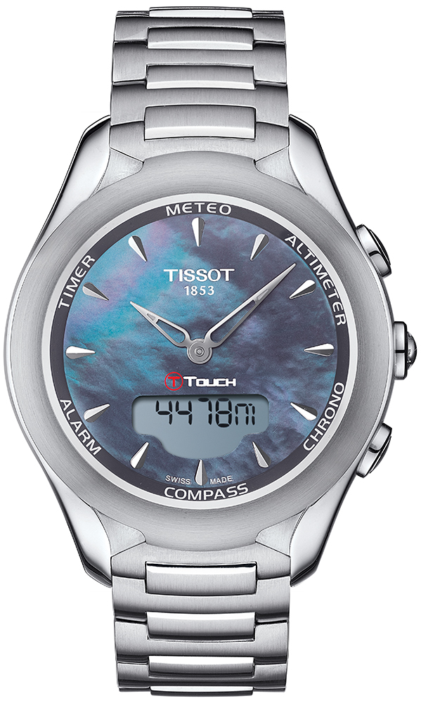 Tissot T075.220.11.101.01 T-TOUCH LADY SOLAR T-TOUCH LADY SOLAR