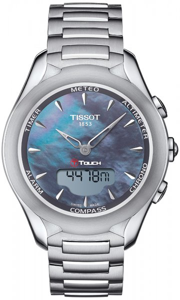 Zegarek Tissot T075.220.11.101.01 - duże 1