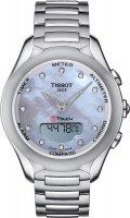 Zegarek damski Tissot t-touch lady solar T075.220.11.106.00 - duże 1