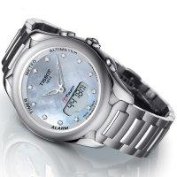 Zegarek damski Tissot t-touch lady solar T075.220.11.106.00 - duże 2