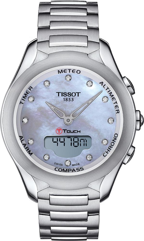 Tissot T075.220.11.106.00 T-TOUCH LADY SOLAR T-TOUCH LADY SOLAR
