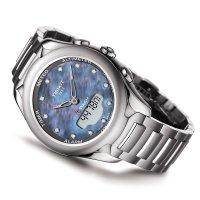 Zegarek damski Tissot t-touch lady solar T075.220.11.106.01 - duże 2