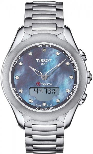 Zegarek Tissot T075.220.11.106.01 - duże 1