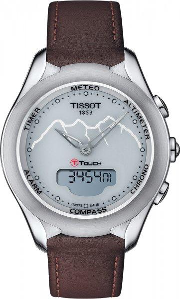 T075.220.16.011.10 - zegarek damski - duże 3
