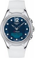 Zegarek damski Tissot t-touch lady solar T075.220.17.047.00 - duże 1