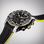 zegarek Tissot T079.427.27.057.01 czarny PRS 516