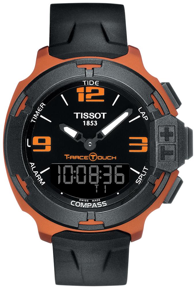 Tissot T081.420.97.057.03 T-Race Touch T-RACE TOUCH ALUMINIUM
