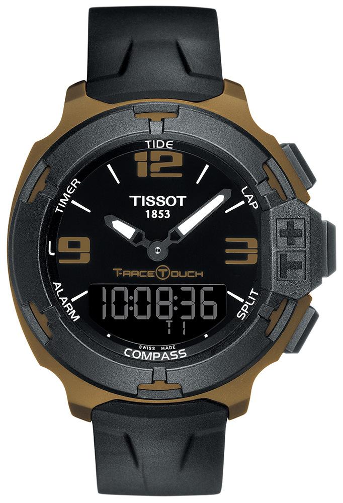 Tissot T081.420.97.057.06 T-Race Touch T-RACE TOUCH ALUMINIUM