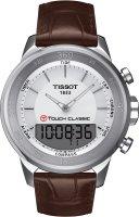 Zegarek męski Tissot t-touch classic T083.420.16.011.00 - duże 1