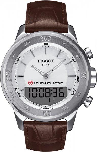 T083.420.16.011.00 - zegarek męski - duże 3