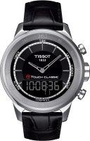 Zegarek męski Tissot t-touch classic T083.420.16.051.00 - duże 1