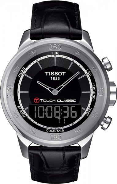 T083.420.16.051.00 - zegarek męski - duże 3