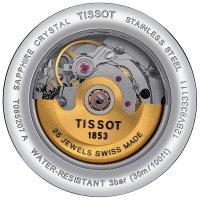Zegarek damski Tissot carson T085.207.11.011.00 - duże 2