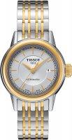 Zegarek damski Tissot carson T085.207.22.011.00 - duże 1