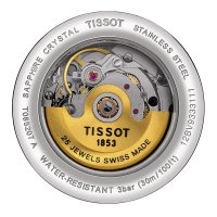 Zegarek damski Tissot carson T085.207.22.011.00 - duże 2