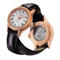 Zegarek damski Tissot carson T085.207.36.013.00 - duże 2