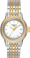 Zegarek damski Tissot carson T085.210.22.011.00 - duże 1