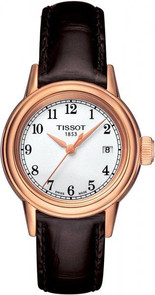 Tissot T085.210.36.012.00 Carson