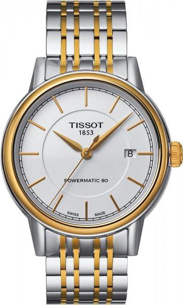 Tissot T085.407.22.011.00 CARSON AUTOMATIC CARSON POWERMATIC 80