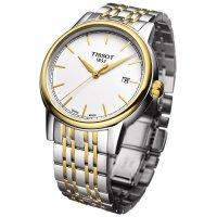 Zegarek męski Tissot carson T085.410.22.011.00 - duże 2
