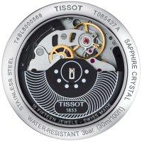 Zegarek męski Tissot carson T085.427.11.011.00 - duże 2