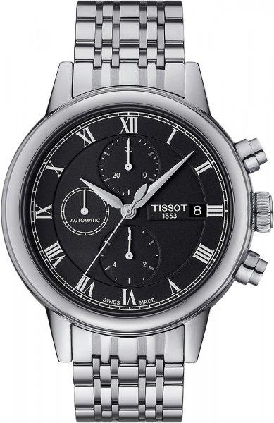 T085.427.11.053.00 - zegarek męski - duże 3