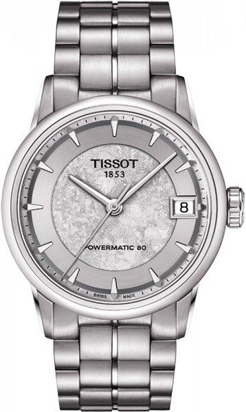 Tissot T086.207.11.031.10 Luxury LUXURY POWERMATIC 80 JUNGFRAUBAHN LADY