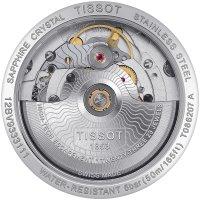 Zegarek damski Tissot luxury T086.207.11.111.00 - duże 2