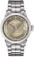 Zegarek damski Tissot luxury T086.207.11.301.00 - duże 1