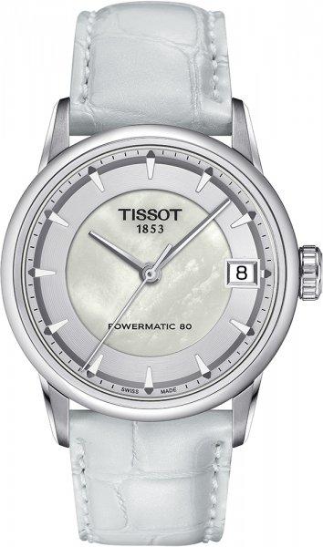 Tissot T086.207.16.111.00 Luxury LUXURY POWERMATIC 80 LADY